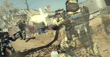 Confirmado: <em>Warface</em> llegará a PS4 y Xbox One