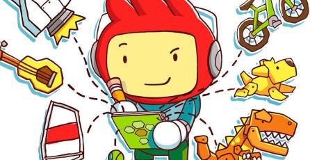 Listan <em>Scribblenauts Mega Pack</em> para PS4, Switch y Xbox One