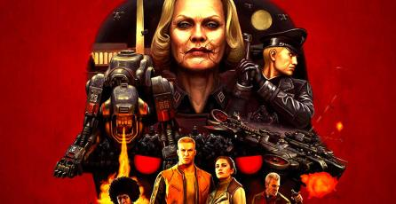 ¡<em>Wolfenstein II: The New Colossus</em> debutó hoy en Nintendo Switch!