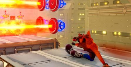 <em>Crash Bandicoot: N. Sane Trilogy</em> recibe un nuevo nivel