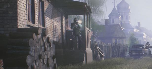 <em>Fear the Wolves</em> llegará a Steam Early Access el próximo mes
