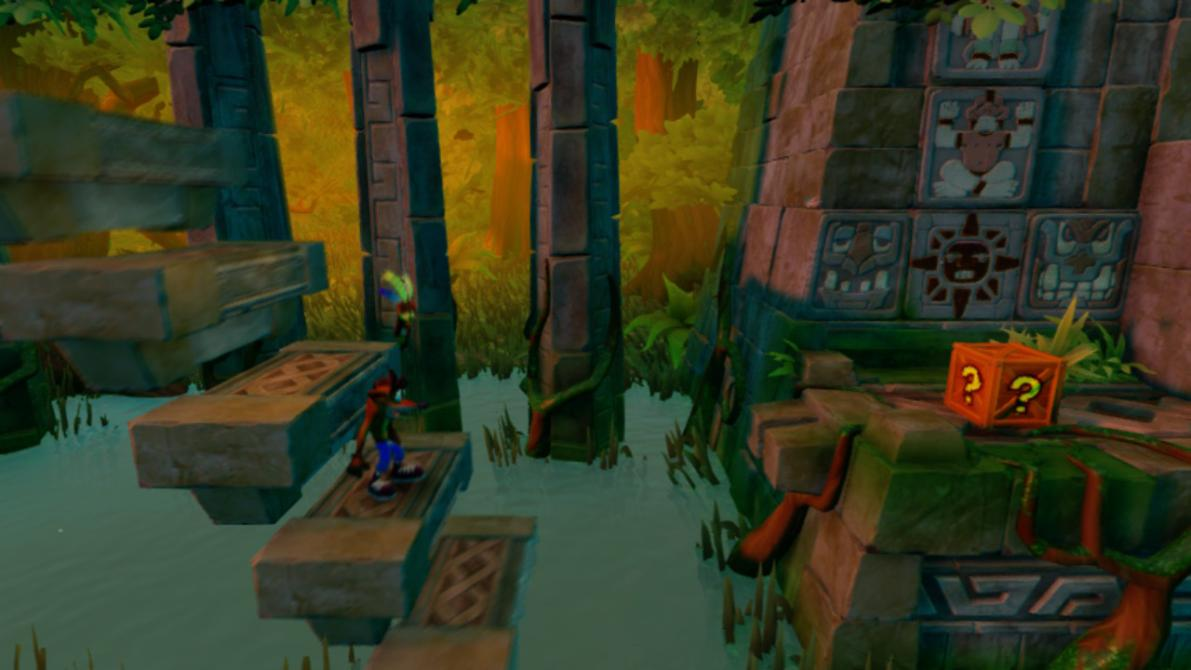Así se ve <em>Crash Bandicoot N. Sane Trilogy</em> en Nintendo Switch