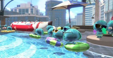Mañana llegará un nuevo mapa a <em>Splatoon 2</em>