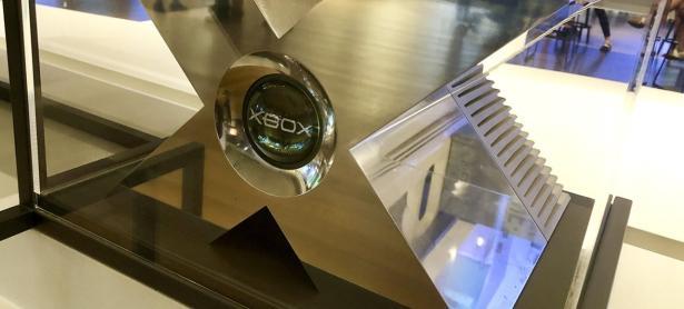 Aseguran que el extravagante prototipo del primer Xbox sí funcionaba