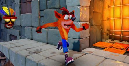 <em>Crash Bandicoot N. Sane Trilogy</em> regresa a la cima de ventas en Reino Unido