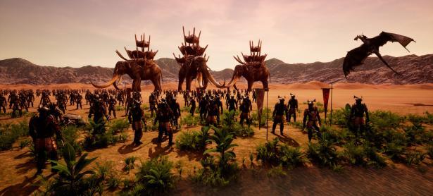 """Programadores recrean """"La batalla por la Tierra Media"""" en espectacular mod sobre Unreal Engine"""