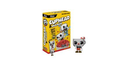Funko lanzará cereales de <em>Mega Man </em>y <em>Cuphead</em>