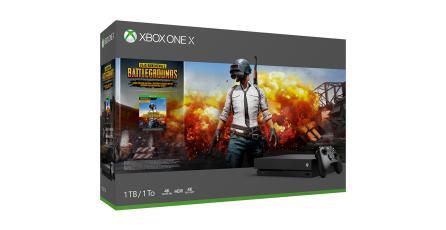 Microsoft anuncia bundle de Xbox One X con <em>PUGB</em>