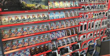 GameStop: ventas de Switch aumentaron el doble durante E3 2018