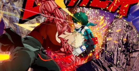 Bandai Namco revela fecha de lanzamiento de <em>My Hero One's Justice </em>
