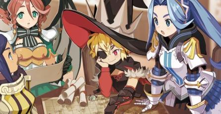 <em>Your Four Knight Princesses Training Story</em> llegará a Occidente