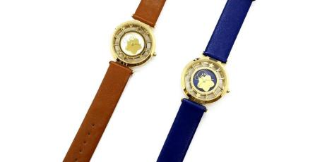 Demuestra tu pasión por <em>Kirby</em> con estos relojes