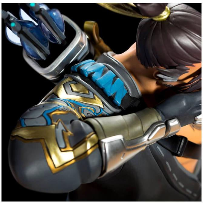 Así es la impresionante figura de Hanzo