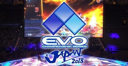 Ya sabemos cuando será EVO Japan 2019