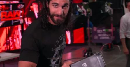 No hay planes para llevar <em>WWE 2K19</em> a Nintendo Switch