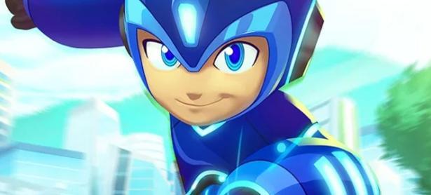 La caricatura de <em>Mega Man</em> será mostrada este mes