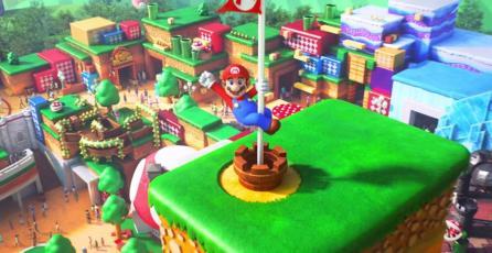 Nintendo cree que Super Nintendo World puede ayudar a incrementar sus ventas