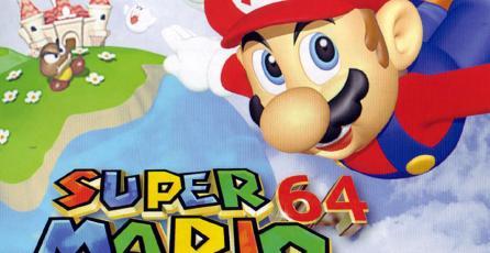 Rompen récord de <em>Super Mario 64</em> establecido en 2015