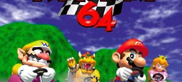 """Encuentran caja de <em>Mario Kart 64</em> en una sucursal de Toys """"R"""" Us"""