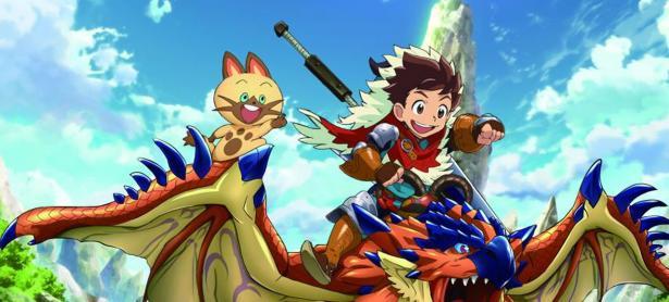 Surge pista sobre posible nueva serie animada de <em>Monster Hunter</em>
