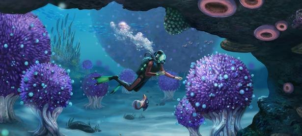 Explorarás las profundidades del mar en <em>Subnautica</em> para PlayStation 4