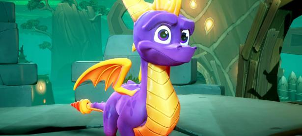El nuevo gameplay de <em>Spyro Reignited Trilogy</em> corre en un PS4 Pro