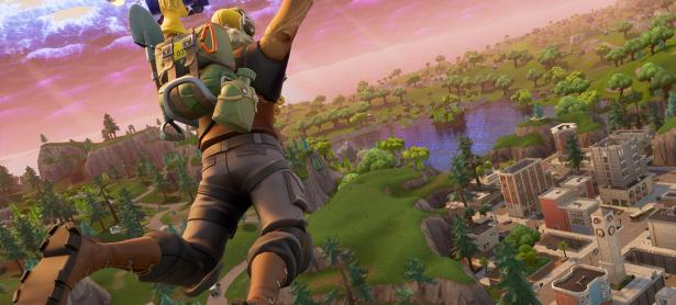 Ya puedes apuntar con controles de movimiento en <em>Fortnite</em> para Switch