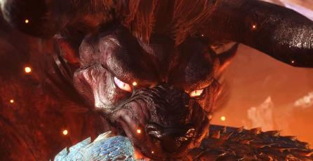 El Behemoth muestra su poder en avance de <em>Monster Hunter World</em>