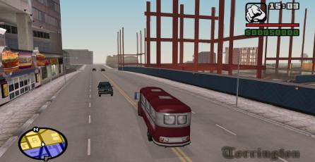 Liberty City, Vice City y hasta Atlanta en un mod de GTA: San Andreas