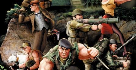 Franquicia <em>Commandos</em> habría sido adquirida por empresa Kalypso
