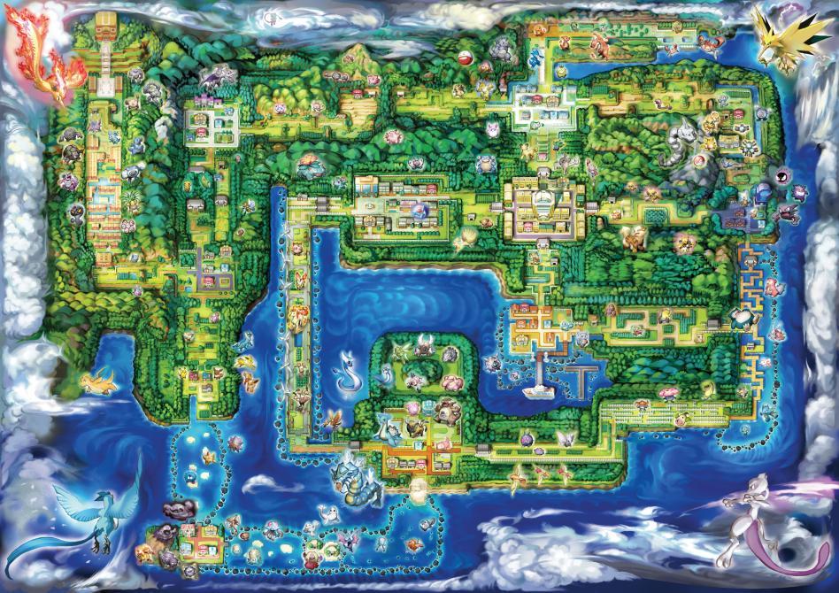 Mira las nuevas imágenes de <em>Pokémon Let's Go Pikachu! &amp; Let's Go Eevee! </em>