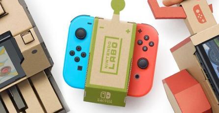 Estos son los ganadores del primer concurso creativo de Nintendo Labo