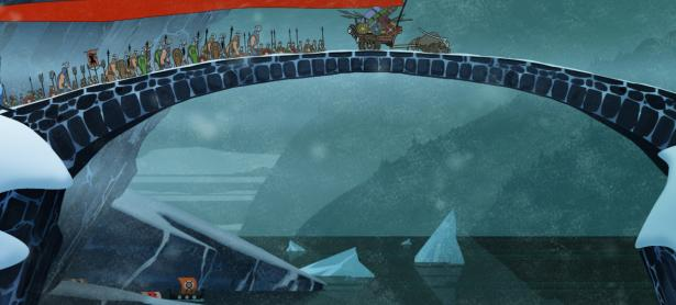 Confirman versión física de la trilogía <em>The Banner Saga</em> para Switch