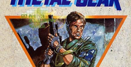 Director de la película de <em>Metal Gear</em> rinde homenaje al primer juego de la serie