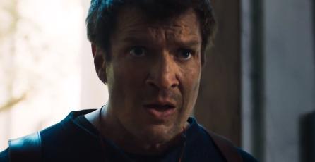 Nathan Fillion protagoniza un cortometraje no oficial de <em>Uncharted </em>