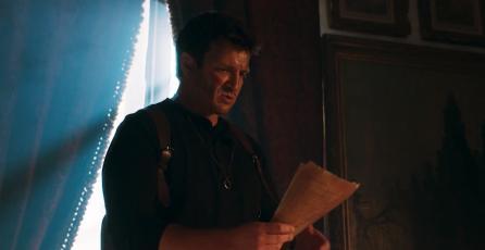 Nathan Fillion estrena un cortometraje independiente de Uncharted  siendo Nathan Drake
