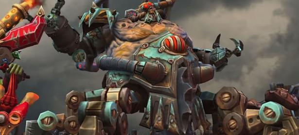 Ya inició el evento Warchrome Wastes de <em>Heroes of the Storm</em>