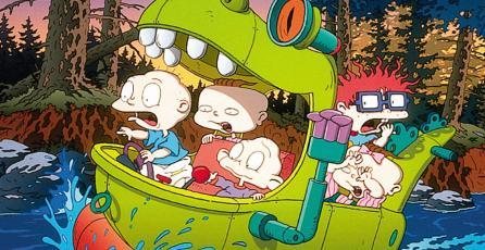 Los Rugrats regresan en nueva temporada y película live-action