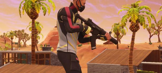 Podrás usar un subfusil y un rifle de asalto nuevo en <em>Fortnite</em>