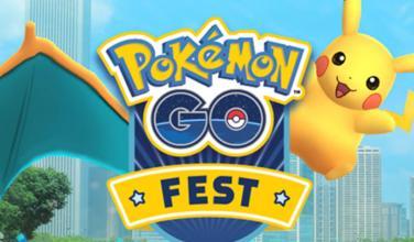 Más de 20 mil jugadores asistieron al Pokémon GO Fest 2018