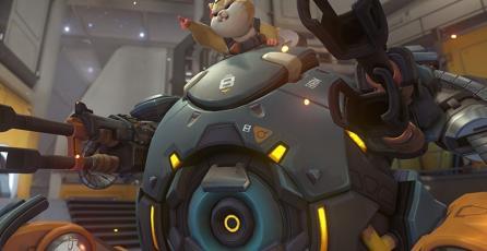 ¡Prepárate para rodar! La próxima semana podrás usar a Wrecking Ball en <em>Overwatch</em>