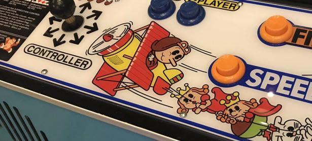 Arcade olvidado de Nintendo volverá esta semana a Switch