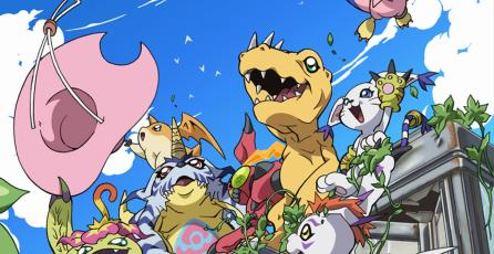 Anuncian <em>Digimon Survive</em> para PS4 y Switch