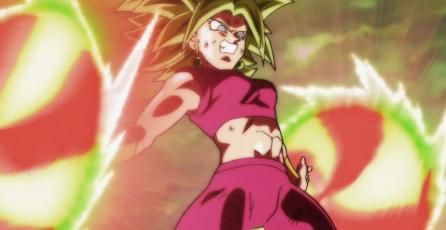 Confirman a Kefla como personaje jugable de <em>Dragon Ball Xenoverse 2</em>