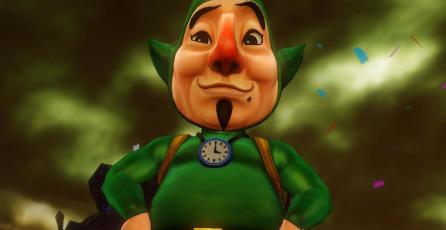 Tingle de <em>The Legend of Zelda</em> iba a protagonizar un juego de terror