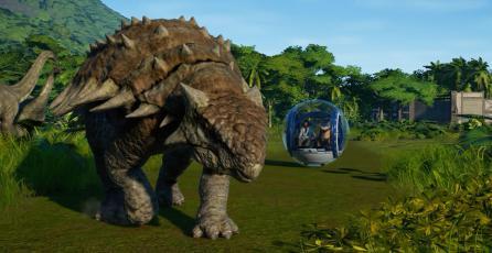 <em>Jurassic World Evolution</em> es un éxito con 1 millón de copias vendidas