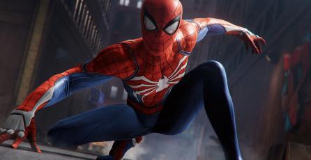 Así lucirá el traje clásico de Spidey en <em>Spider-Man</em> para PS4