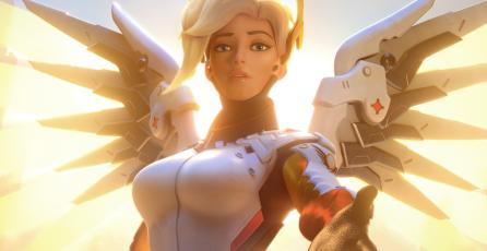 Se avecina un nuevo nerf para Mercy de<em> Overwatch</em>