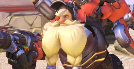 Blizzard busca que Torbjörn sea un personaje más ofensivo