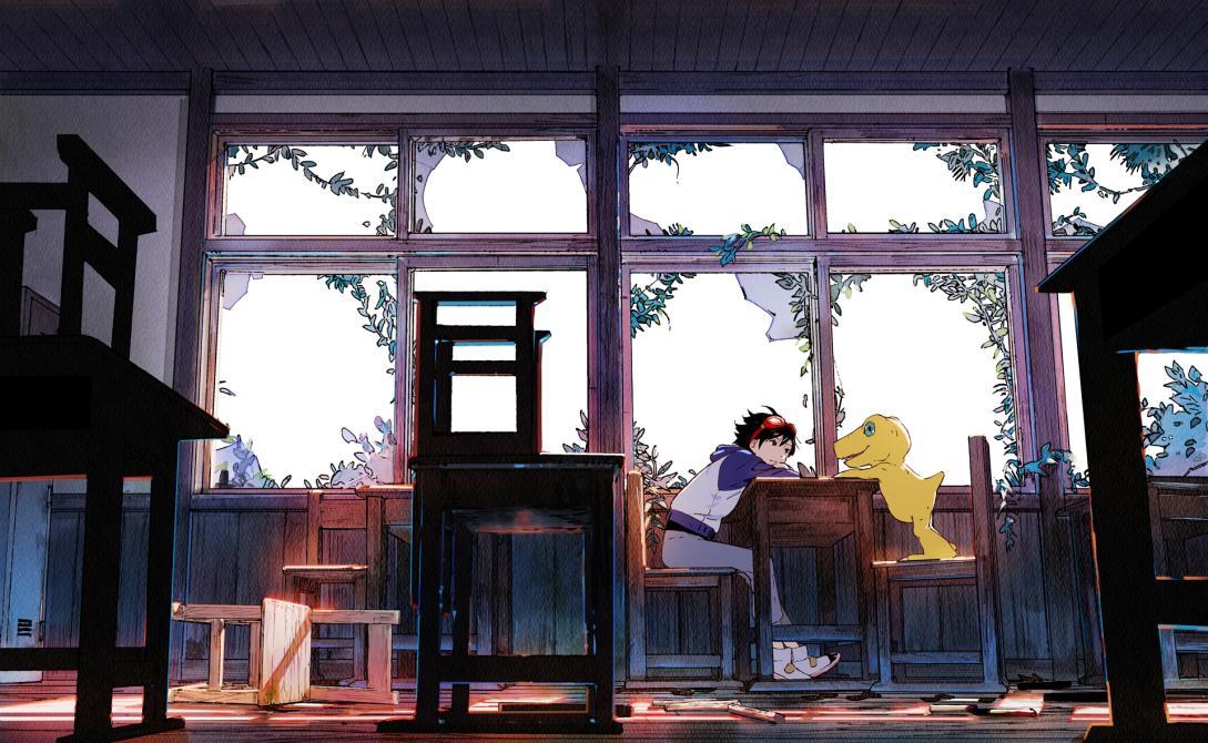 Ve las primeras capturas de <em>Digimon Survive</em>